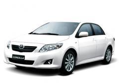 Automóvil Toyota Corolla