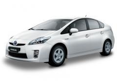 Automóvil Toyota Prius Hibrido