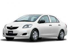 Automóvil Toyota Yaris Sedan