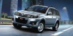 Automóvil Great Wall Motors  Haval H3