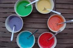Colorantes Concentrados en polvo