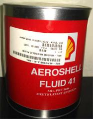 Liquidos hidraulicos Aeroshell
