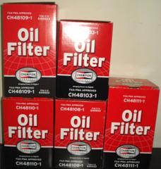 Filtros de aceite y gasolina Oil