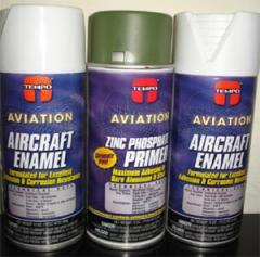 Pinturas y bases de pinturas  Aircraft Enamel