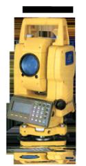 Estaciones Electrónicas Totales Serie GPT-3200NW