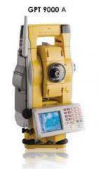 Estaciones Electrónicas Totales GPT 9000 A