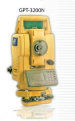 Estaciones Electrónicas Totales GPT 3200N series