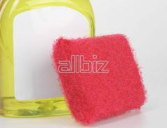 Esponjas para ducha