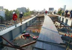 Planchas de Acero para Puentes