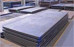 Planchas de Acero Estructural