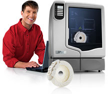 Prototipos Rapidos con Impresoras 3d Dimension