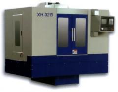 Centros de mecanizado con Control Numerico
