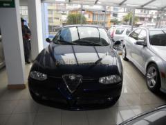 Automóvil Alfa Romeo 156