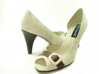 Zapatos casuales Crema