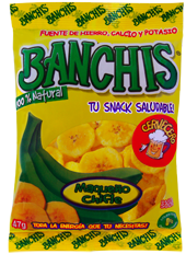 Chifles Banchis (Presentaciones : 47gr, 100gr,