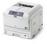 Impresora láser a color Oki C830n