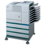 Impresora Laser B/N de Alto Volumen 35PPM con Red