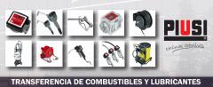 Piusi - Equipos de transferencia de combustibles y
