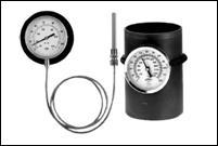 Termómetros y Termopozos