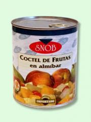 """Enlatados """"Coctel de frutas"""""""