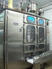 Empacadora Aséptica ADIAS-G5 1Litro UHT - UAT