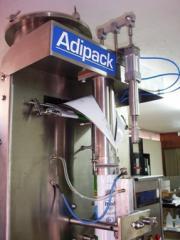 Empacadora Adipack Mod.ADI-1X27 (Ideal para