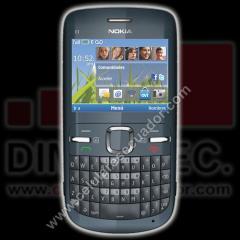 Celulares Nokia C3