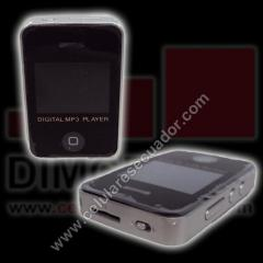 Audio portatil MP3 4G FM CON MICRO SD
