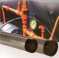 Tubería para sistemas contra incendios y