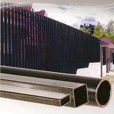Tubería Estructural  Marca Tugalt cuadrado,