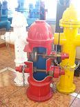 Hidrantes y Bocas de Fuego