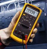 Multímetros digitales para aplicaciones eléctricas