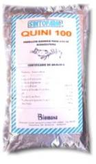 Quinolonas fluorinadas Quini 100