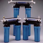 Sistema de filtración y desinfección
