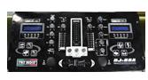 Mezclador de 4 canales  DJ-88A