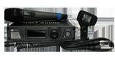 Micrófono inalámbrico ITL8080