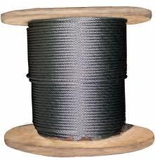 Cables de acero para minería