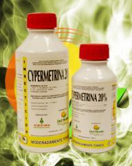Insecticida Cypermetrina 20%