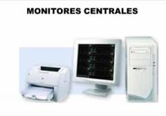 Estaciones De Monitoreo Central