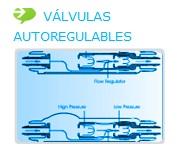 Válvulas Autoregulables
