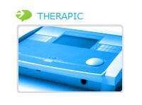 Equipamiento para Fisiatría Therapic 7000, 8000 y