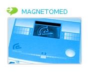 Equipamiento para Fisiatría Magnetomed 7000 y 8000