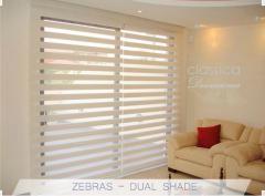 Zebras – Dual Shade