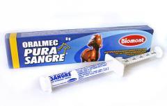 Antiparasitario Oralmec Pura Sangre