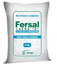 Sal Mineral Fersal Leche S