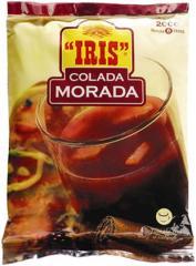 Colada Morada Iris