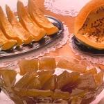 Papaya en Almíbar