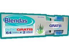 Blendas Super Menta + Aloe Vera 4 en 1