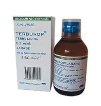 Broncodilatador Terburop Jarabe Simple