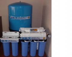 Sistema de Osmosis Inversa Semi industrial de 100